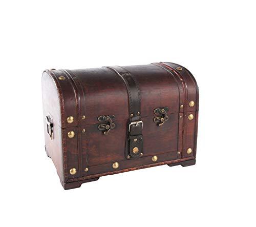 treasure chest, pirate chest